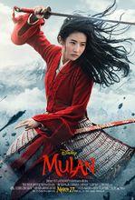 Movie poster Mulan