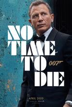 Movie poster Nie czas umierać