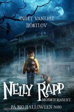 Movie poster Nelly Rapp - Upiorna agentka