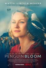 Movie poster Penguin Bloom: niesamowita historia Sam Bloom