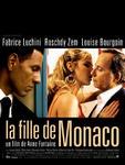 Plakat filmu Dziewczyna z Monako