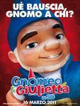 Plakat filmu Gnomeo i Julia 3D