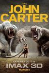 Plakat filmu John Carter
