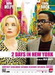 Plakat filmu 2 dni w Nowym Jorku