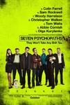 Plakat filmu 7 psychopatów