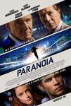 Plakat filmu Paranoja