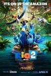 Plakat filmu Rio 2