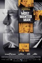 Movie poster Bardzo poszukiwany człowiek